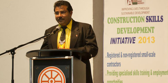 Construction Skills Development Initiative